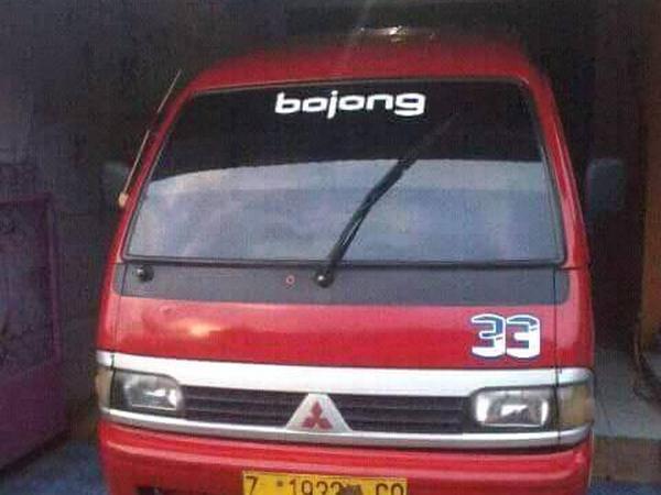 Angdes 33 Sumedang - Bojong (foto: facebook Kang Mayadis?)