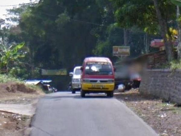Angdes 33 Sumedang - Bojong (foto: Google Street View)