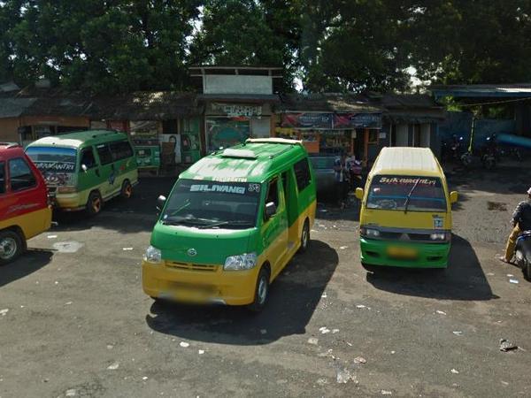 Angdes 34 Sumedang - Sukamantri (foto: Google Street View)