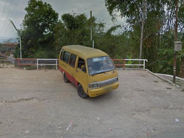 Angdes 54 Terminal Wado - Kirisik - Cipeundeuy (foto: Google Street View)