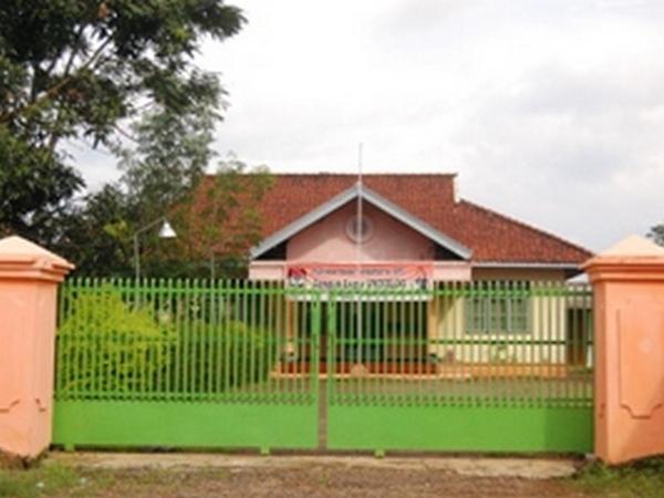 Balai Desa Cijeler (foto oleh KKNM Unpad Desa Cijeler 2014)