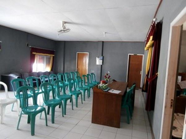 Balai Desa Ciranggem (foto: Budaya)