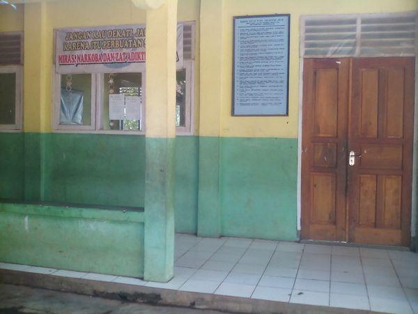 Bangunan kelas SD Negeri Munjul (foto: Data Referensi Pendidikan)