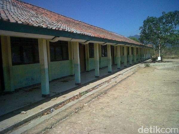Bangunan SD Negeri Jemah (foto: Detik)