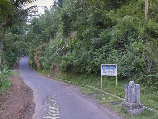 Batas Desa Kirisik (foto: Google Street View)
