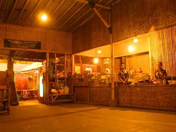 salah satu ruangan di Kampung Tahu (foto: Kampung Tahu)