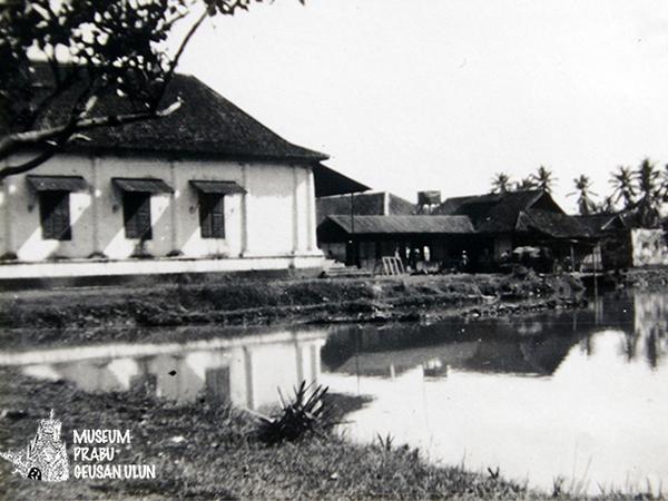 Empang di jaman dulu (foto: Museum Prabu Geusan Ulun)