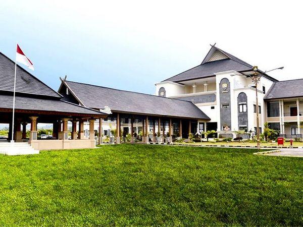 Gedung Induk Pusat Pemerintahan (IPP)