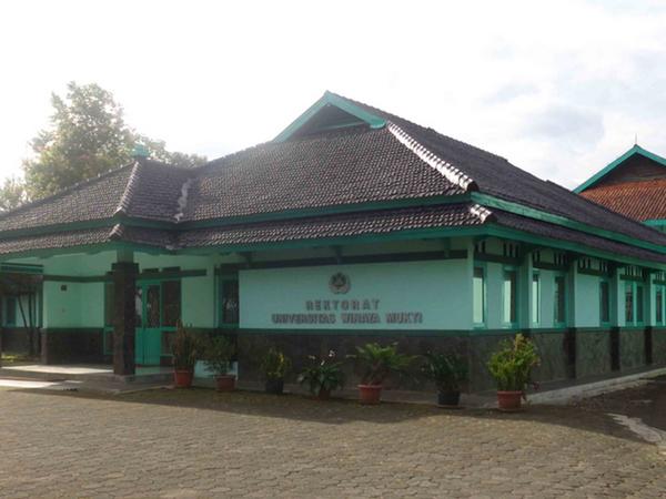 Gedung Rektorat Unwim (foto: Unwim)