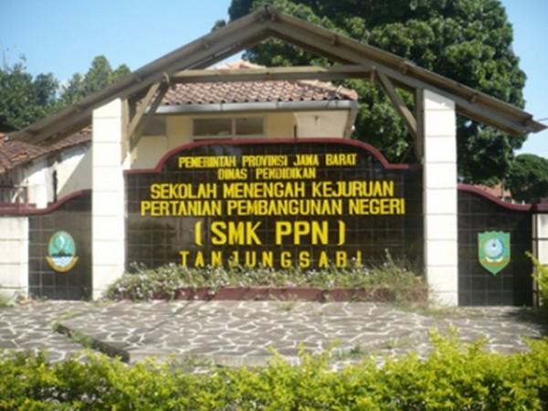 SMK PPN Tanjungsari (foto: Spny Suhandono)