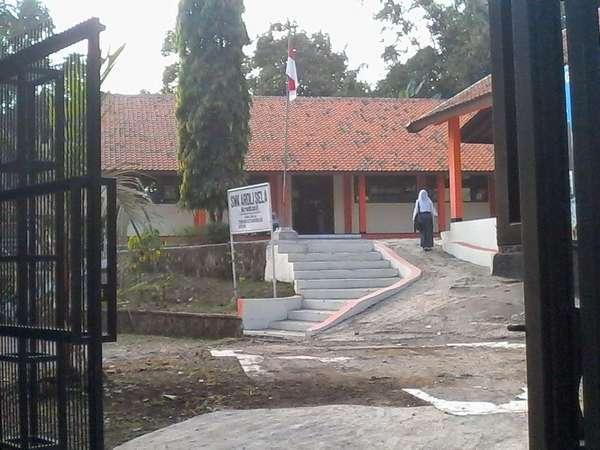 Gerbang SMK Ardli Sela (foto: internet)