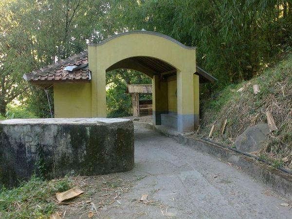 Gerbang Desa Karedok (foto: Goess Photowork)