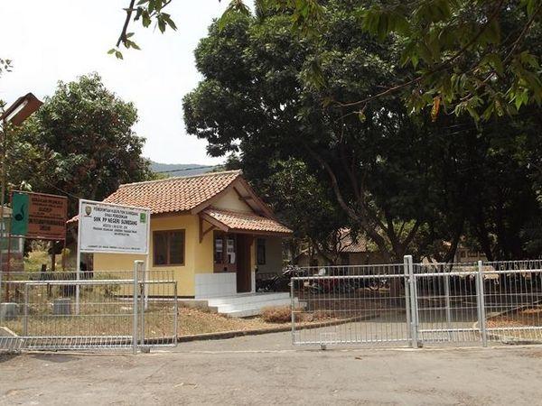 Gerbang kampus SMK PPN Sumedang (foto: facebook SMK PPN Sumedang)