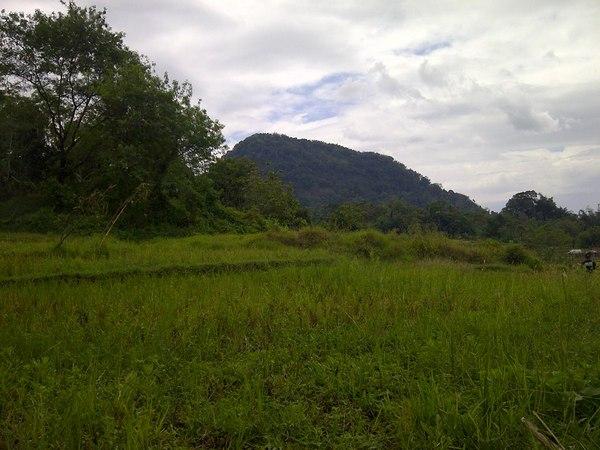 Gunung Geulis di Desa Kamal (foto: facebook Desa Kamal)