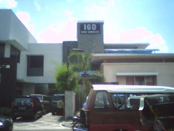 Gedung Instalasi Gawat Darurat (IGD)