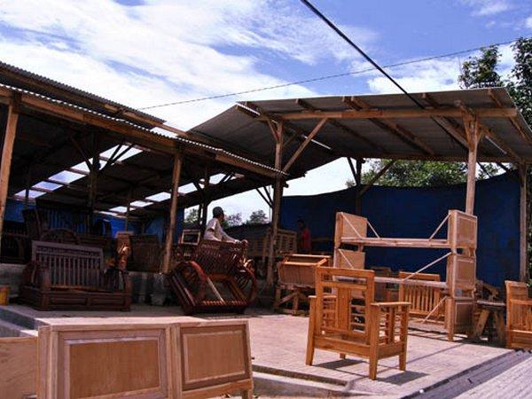 Industri Meubeul (foto: Desa Bongkok)