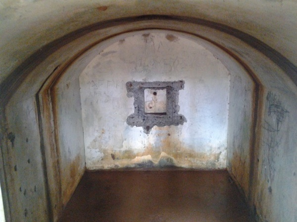 Bentuk ruangan benteng