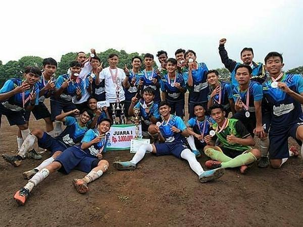 Juara Sepak bola LPI Sumedang (foto: facebook)