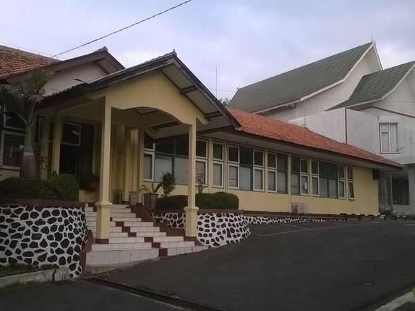 Kampus Akper Sumedang (foto: facebook)
