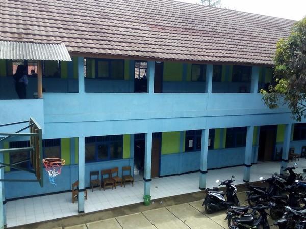 Kampus SMK Pasundan Tanjungsari