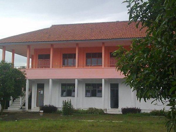 Kampus SMK Muhammadiyah 2 Sumedang
