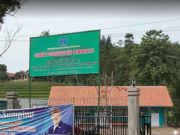 Kampus SMK Barokah Bhakti Rancakalong