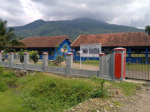 Kampus SMK Negeri 1 Buahdua