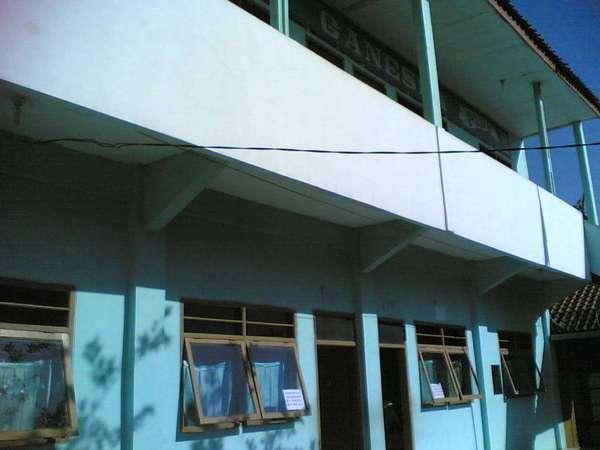 Kampus SMK Ganesha Cimanggung