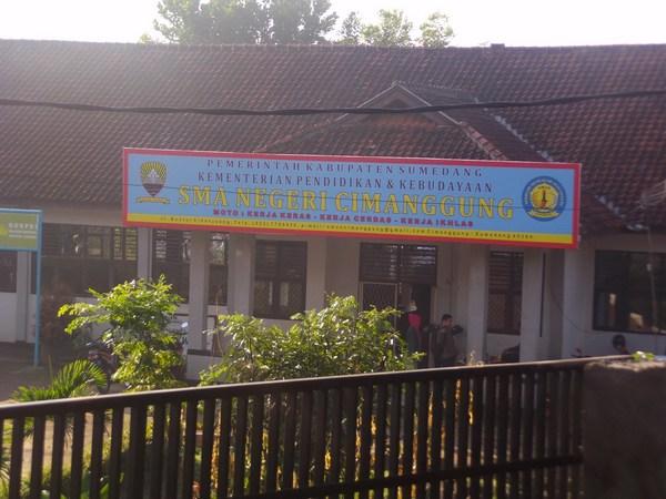SMA Negeri Cimanggung (foto: facebook SMAN Cimanggung)
