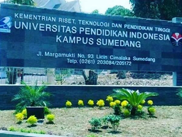 Kampus Akademi Keperawatan Sumedang (foto: internet)