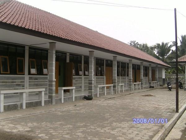 Kampus MTs Negeri Ujungjaya (foto: Mts Negeri Ujungjaya)