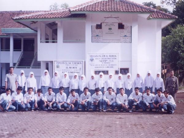 Siswa SMK Al-Ma