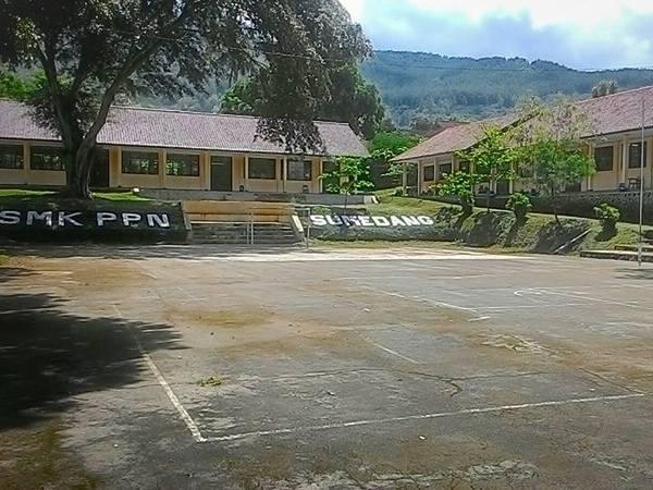Sebagian kampus SMK PPN Sumedang (foto: facebook SMK PPN Sumedang)
