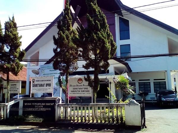 Kantor DPRD Kabupaten Sumedang