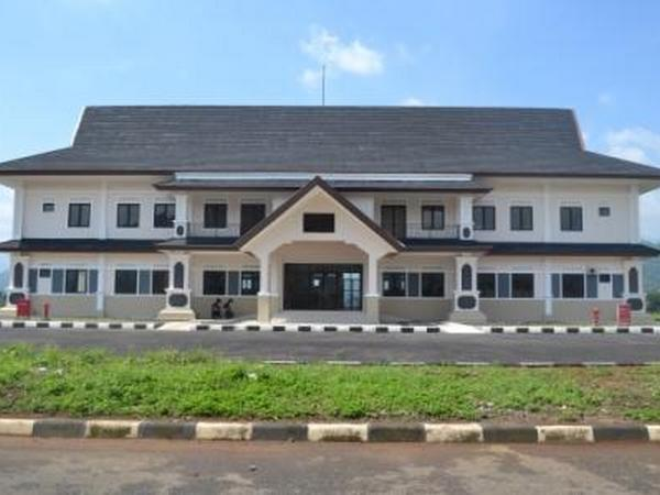 Kantor Bappeda Kabupaten Sumedang di kompleks IPP (foto: facebook)