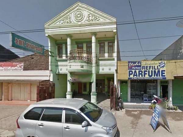 Kantor BMT Assalam (foto: Google Street View)