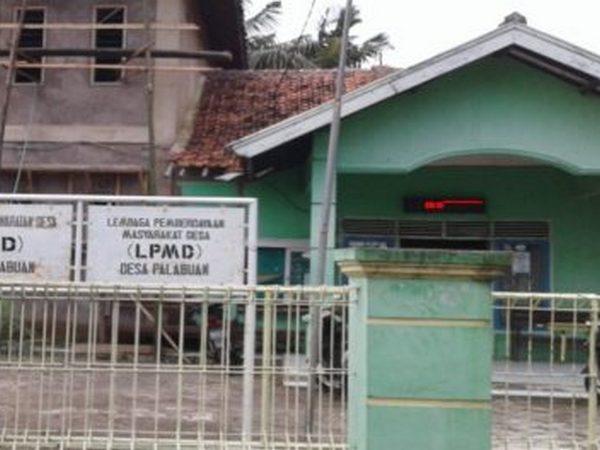 Kantor Desa Palabuan (foto: buseronline)