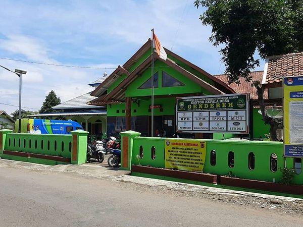 Kantor Desa Gendereh (foto: Disdukcapil Sumedang)