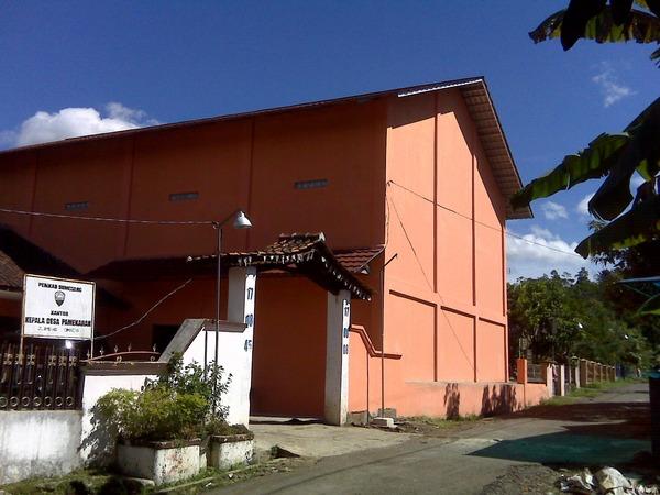 Balai Desa Pamekaran (foto: Desa Pamekaran)