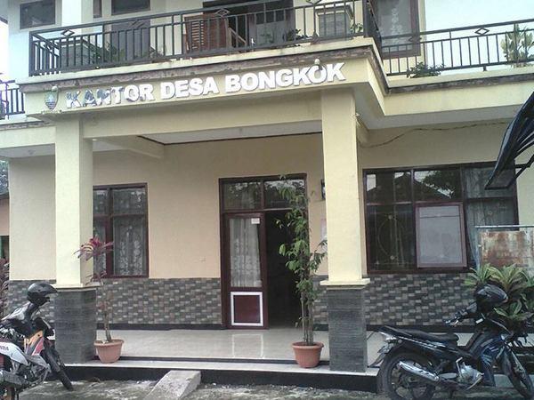 Kantor Desa Bongkok (facebook: Kepala Desa Bongkok)