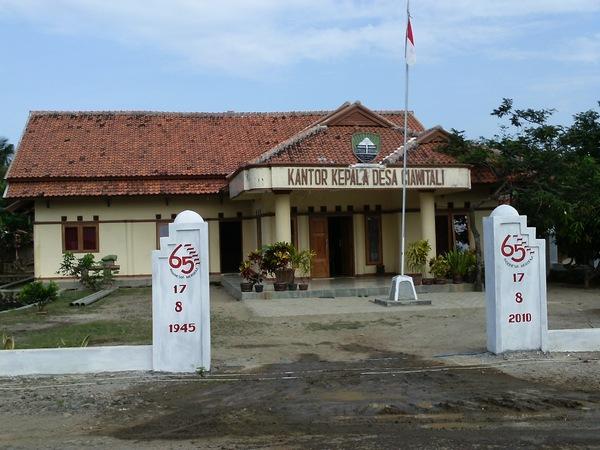 Kantor Desa Ciawitali (foto oleh Desa Ciawitali)