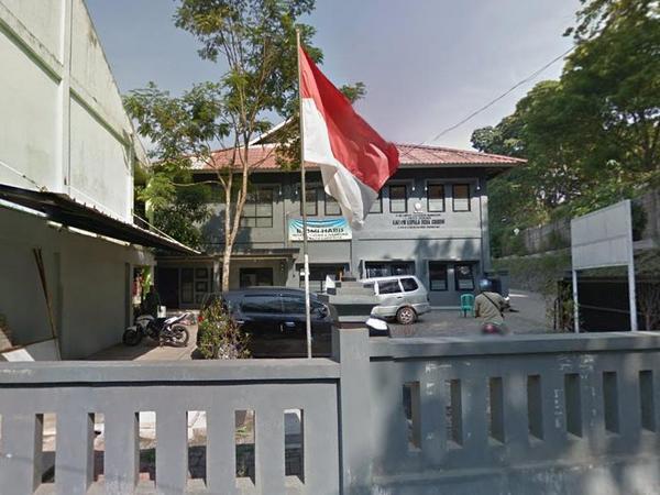 Kantor Desa Cibeusi (foto: Google Street View)