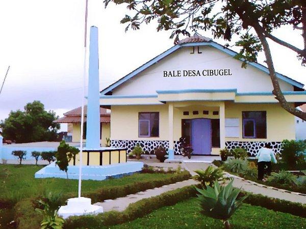 Kantor Desa Cibugel (foto: facebook Kades Cibugel Sumedang)