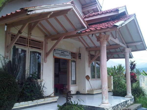 Kantor Desa Ciherang (foto: Desa Ciherang)
