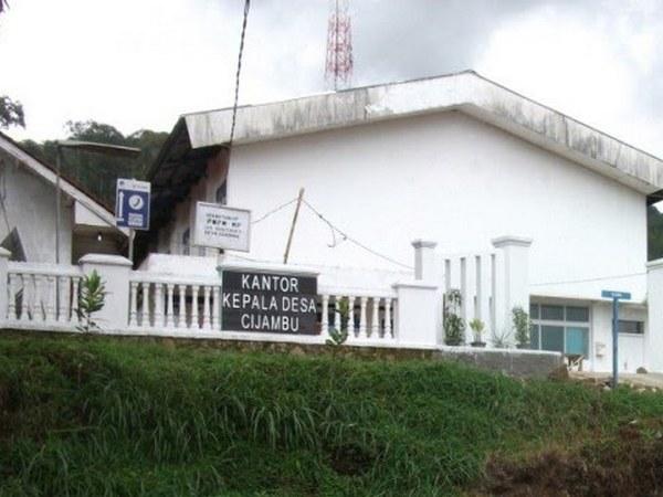 Kantor Desa Cijambu (foto: Panoramio Jang Yudi)