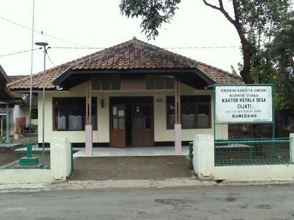 Kantor Desa Cijati (foto oleh Desa Cijati)