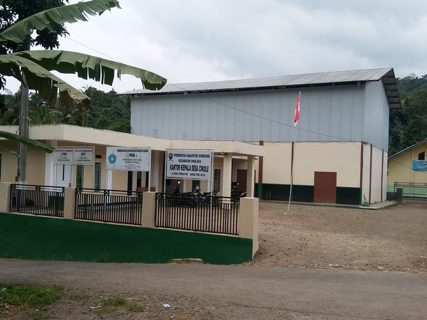 Kantor Desa Cikole (foto: g+ daniel caniago)
