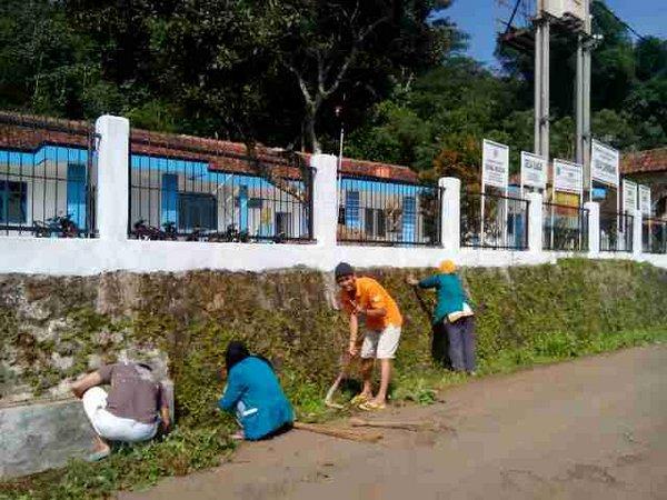 Kantor Desa Cikondang (foto: twitter @deirma11)