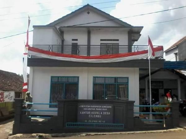Kantor Desa Cilembu (foto: Busertrans Online)