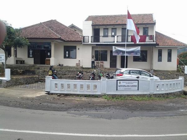 Kantor Desa Cilengkrang (foto: facebook Desa Cilengkrang)